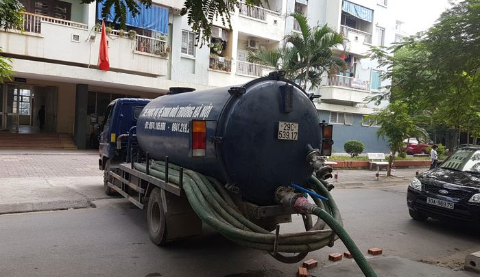 Rút Hầm Cầu Xã Phước Lộc Huyện Nhà Bè 9OK.
