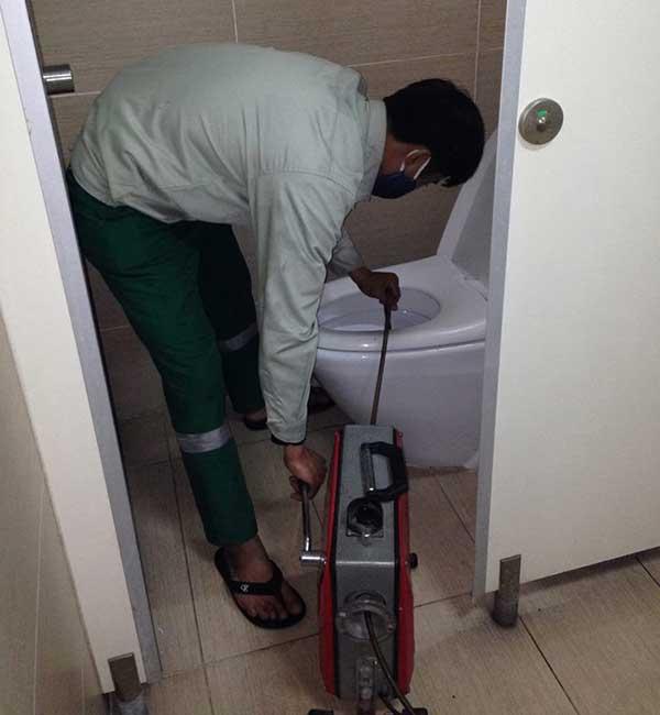 #1 Thông Bồn Rửa Chén Huyện Hóc Môn【Tràng An 】50K – BH 3 Năm